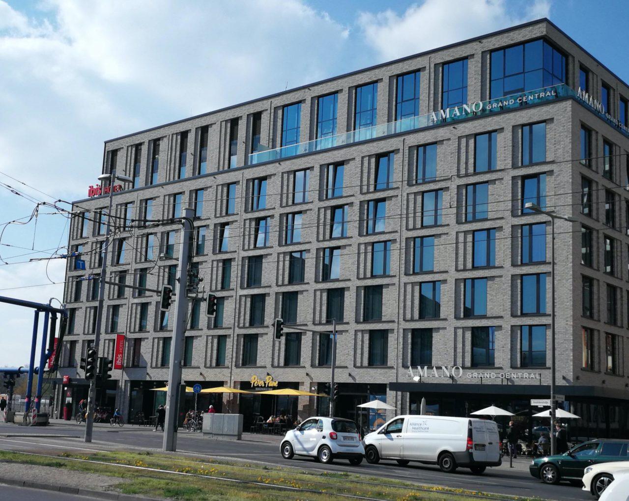 Amano Hotel Berlin am Hauptbahnhof