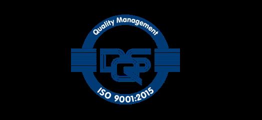 9001-2015 Zertifikat